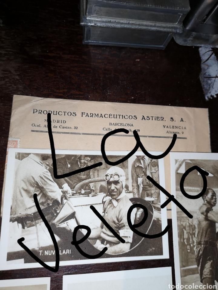 Coleccionismo Papel Varios: Lote cromos Astier. - Foto 5 - 139539401