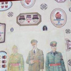 Sammelleidenschaft Andere Papierartikel - Cartel guerra civil 51 - 139602826