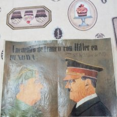 Sammelleidenschaft Andere Papierartikel - Cartel guerra civil 46 - 139603721