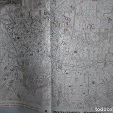Coleccionismo Papel Varios: PLANO DE MADRID 1926. Lote 139656950