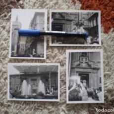 Sammelleidenschaft Andere Papierartikel - 4 FOTOGRAFIAS PASEO VIRGEN desamparados EN VALENCIA. AÑOS 50. - 139805554