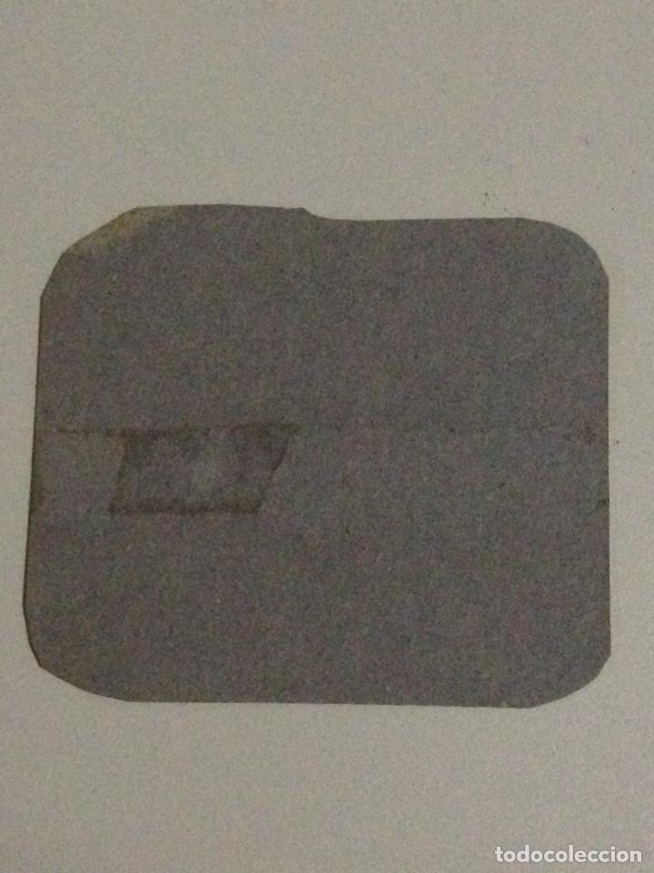 Coleccionismo Papel Varios: Antiguo recorte en carton de rana pipas Kelia. - Foto 2 - 140049913