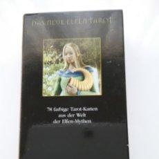 Coleccionismo Papel Varios: CARTAS DAS NEVE ELFEN TAROT, 78 CARTAS.. Lote 140074780