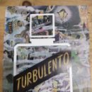 Coleccionismo Papel Varios: CARTEL PUBLICITARIO PERFUME TURBULENTO. Lote 140367686