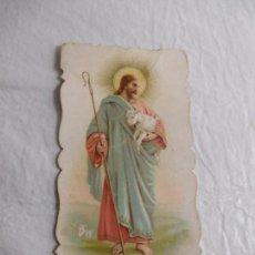 Coleccionismo Papel Varios: M69 TARJETA RELIGIOSA RECORDATORIO PRINCIPIO DEL SIGLO XX. Lote 140518042
