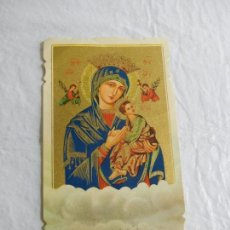 Coleccionismo Papel Varios: M69 TARJETA RELIGIOSA RECORDATORIO 1969. Lote 140518442