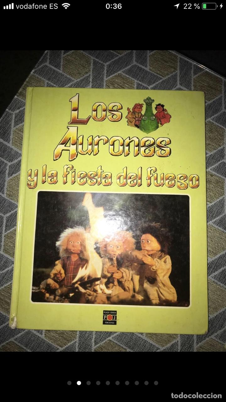Coleccionismo Papel Varios: Lote de tebeos cómics los Aurones - Foto 2 - 140684288
