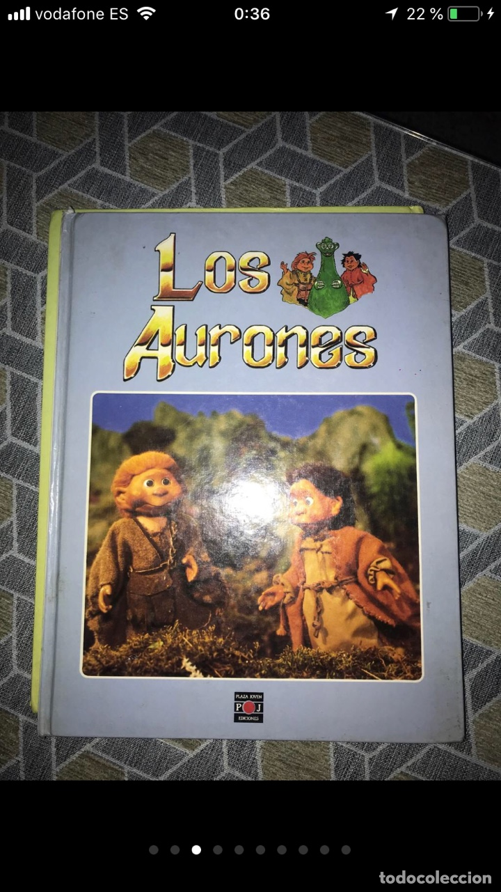 Coleccionismo Papel Varios: Lote de tebeos cómics los Aurones - Foto 3 - 140684288