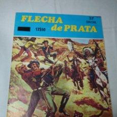 Coleccionismo Papel Varios: FLECHA DE PRATA - OS CAVALEIROS VINGADORES - COMIC EN PORTUGUÉS. Lote 140951136