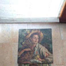 Coleccionismo Papel Varios: 2 LÁMINAS EN CARTULINA. Lote 141747102