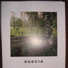Coleccionismo Papel Varios: FOLLETO SUECIA, EXPO 92 SEVILLA. Lote 141832558