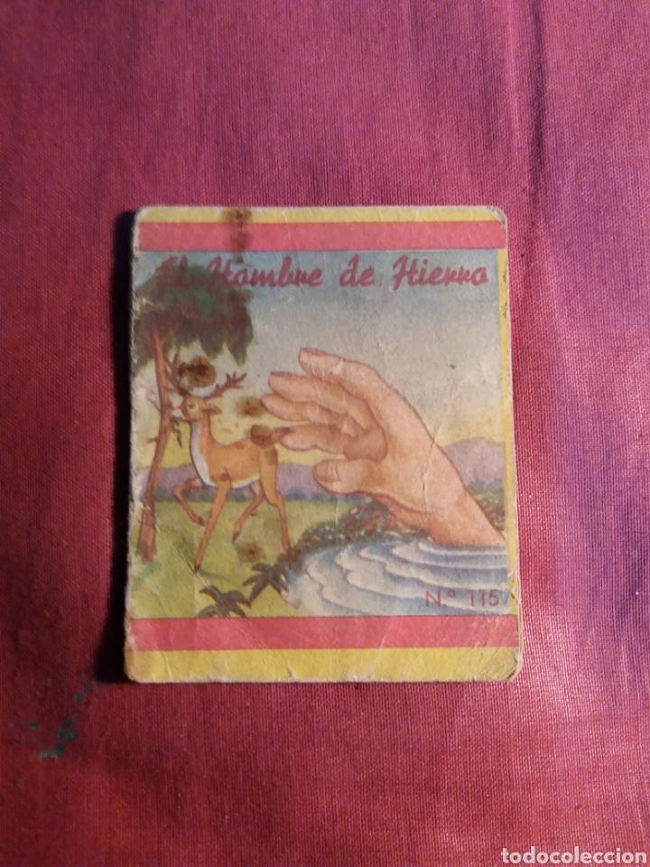 CUENTO MINIATURA EDITORIAL FHER 1953 (Coleccionismo en Papel - Varios)