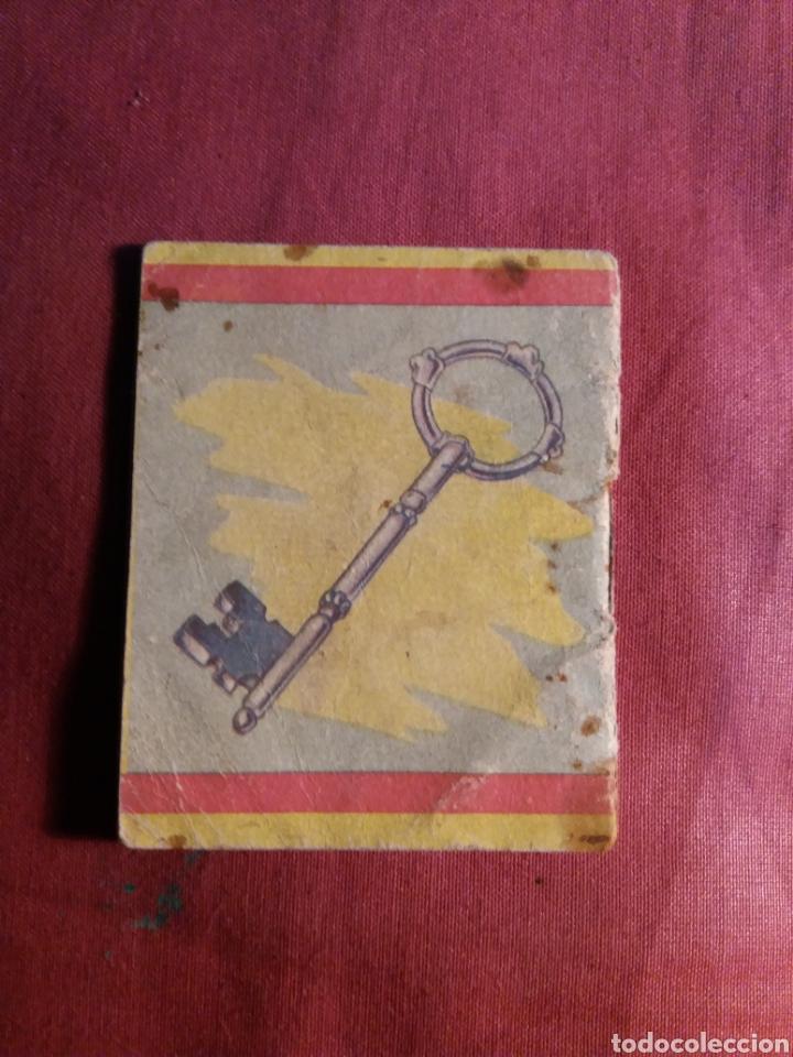 Coleccionismo Papel Varios: Cuento miniatura Editorial Fher 1953 - Foto 2 - 143908642