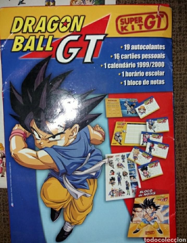 LOTE DRAGON BALL GT (Coleccionismo en Papel - Varios)