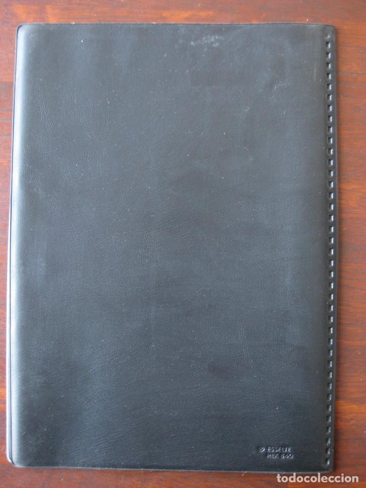 Coleccionismo Papel Varios: Dosier con 20 fundas portafolios para coleccionismo de tebeos, recordatorios, programas, etc - Foto 7 - 146205126