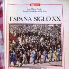 Coleccionismo Papel Varios: FASCICULO COLOR TELE RADIO DE JM PEMAN NUMERO 305 PABLO IGLESIAS FOTO LOPEZ HEREDIA. Lote 146297946