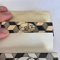Coleccionismo Papel Varios: 2 LIBRITOS DE PAPEL DE FUMAR GIRAFA - MIGUEL BOTELLA - ALCOY. Lote 147022970