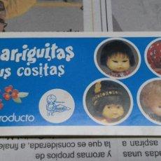 Coleccionismo Papel Varios: BARRIGUITAS Y SUS COSITAS. MINI CATALOGO. Lote 147310014
