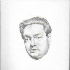 Coleccionismo Papel Varios: ASSOCIACIÓ DE MÚSICA DA CAMERA FESTIVAL DARIUS MILHAUD.11-2-1932.DIB. F. CALLICÓ. IMP.OLIVA VILANOVA. Lote 147523218