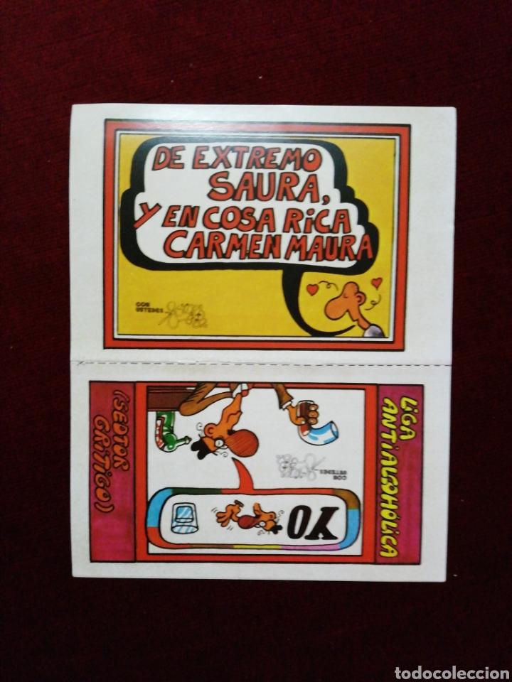 Coleccionismo Papel Varios: Lote de pegatinas Forges 82 - Foto 4 - 147977225