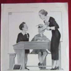 Coleccionismo Papel Varios: BYRRH PUBLICIDAD HOJA REVISTA L'ILUSTRATIÓN 1934. IDEAL PARA ENMARCAR. Lote 148238790