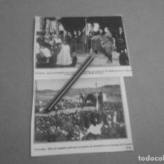 Coleccionismo Papel Varios: RECORTE AÑOS 1929/30 - BARCELONA - NAVARCLES- ACTO BENDICIÓN BANDERA DE LA BANDERA SOMATÉN. Lote 148345506