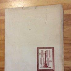 Coleccionismo Papel Varios: RAMON TORRES I ROSELL LA FLORISTA DE LA RAMBLA DE LES FLORS - FIRMADO - COMERCIANTS VEINS. Lote 149330958