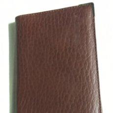 Coleccionismo Papel Varios: AGENDA LIBRETA CAJA POSTAL.. Lote 149518628
