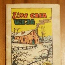 Coleccionismo Papel Varios: UNA CASA VIEJA. Lote 149587778