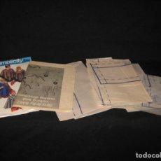 Outros artigos de papel: ANTIGUO PATRON ORIGINAL DE COSTURA. SIMPLICITY. Lote 149731762
