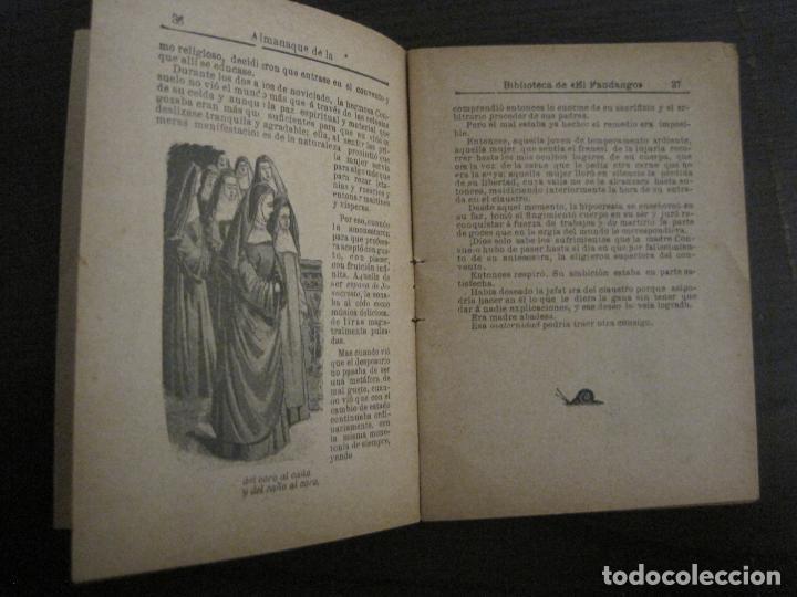 Coleccionismo Papel Varios: EL FANDANGO-ALMANAQUE 1892-VER FOTOS-(V-15.917) - Foto 11 - 150012302