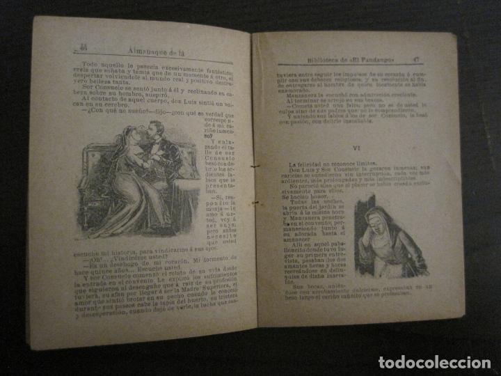 Coleccionismo Papel Varios: EL FANDANGO-ALMANAQUE 1892-VER FOTOS-(V-15.917) - Foto 12 - 150012302