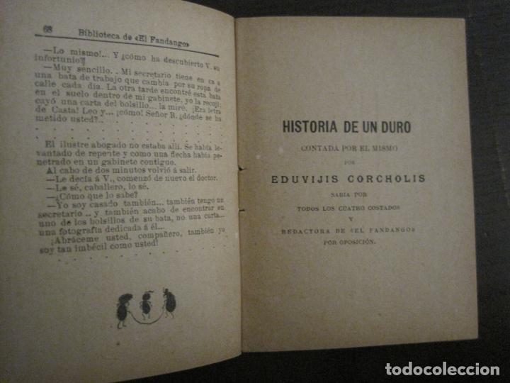 Coleccionismo Papel Varios: EL FANDANGO-ALMANAQUE 1892-VER FOTOS-(V-15.917) - Foto 14 - 150012302