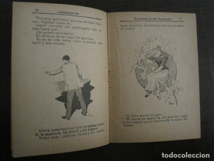 Coleccionismo Papel Varios: EL FANDANGO-ALMANAQUE 1892-VER FOTOS-(V-15.917) - Foto 15 - 150012302