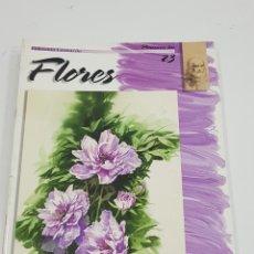 Coleccionismo Papel Varios - PINTEMOS Las flores - 23 COLECCIÓN LEONARDO. VINCIANA EDITORA - tdkr62 - 150839830