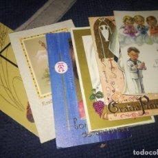 Coleccionismo Papel Varios: RECORDATORIOS COMUNIÓN.. Lote 151529674