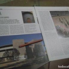 Coleccionismo Papel Varios: RECORTE AÑO 1994 - LA PLAZA DE TOROS DE ÁVILA. Lote 152358826