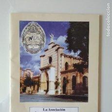 Coleccionismo Papel Varios: LA ASOCIACION SINESIS ENCUENTRO CONDECE SU PRIMERA MEDALLA DE ORO AL SEMINARIO DE MALAGA AÑO 2001. Lote 152729042