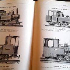 Coleccionismo Papel Varios: FERROCARRIL MINAS - 1903 - CATÁLOGO ARTHUR KOPPEL FÁBRICA DE FERROCARRILES PORTÁTILES Y FIJOS. Lote 152879878