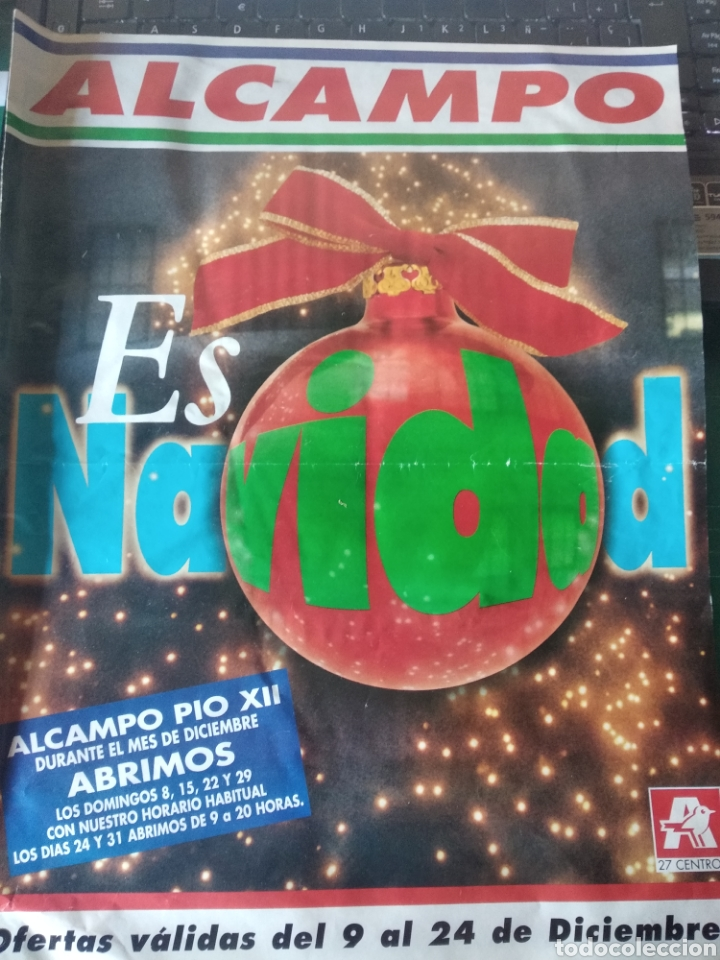 f922ef41b60 catálogo de navidad alcampo. alimentación. ante - Comprar en .