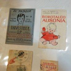 Coleccionismo Papel Varios: PUBLICIDAD AÑOS 60. Lote 153248265