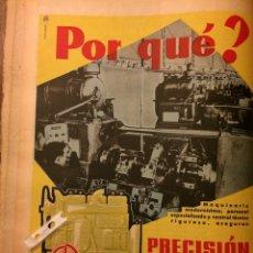 Coleccionismo Papel Varios: PUBLICIDAD CAMIÓN BARREIROS DE 1959. Lote 154188842