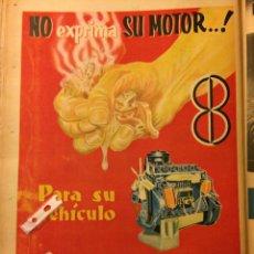 Coleccionismo Papel Varios: PUBLICIDAD CAMIÓN BARREIROS DE 1959. Lote 154189349