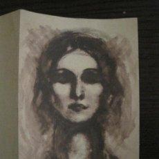 Coleccionismo Papel Varios: GUERRA CIVIL-ANY 1937-DIBUJO SIM-FOLLETO SEMANA ACTIVITATS FEMENINES-VER FOTOS-(V-16.151). Lote 155823022
