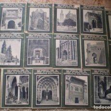 Coleccionismo Papel Varios: COLECCION DE 15 REVISTAS ESPAÑA. GEOGRAFIA ILUSTRADA. PRIMEROS NUMEROS. AÑOS 40. OCASION. Lote 155909802
