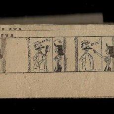 Altri oggetti di carta: 75 RECORTES DE - SIEMPRE EVA - POR JOLITA - DIARIO DE BARCELONA. Lote 157248018