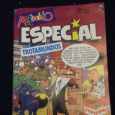 Coleccionismo Papel Varios: MORTADELO ESPECIAL. TROTAMUNDOS.. Lote 157302254