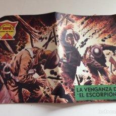 Coleccionismo Papel Varios: REVISTA PARA JÓVENES ESPÍA - SERIE METEORO - LA VENGANZA DE EL ESCORPIÓN. Lote 159022870