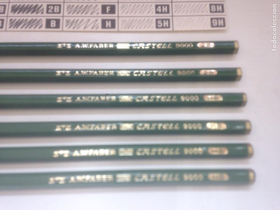 Coleccionismo Papel Varios: FABER CASTELL ANTIGUOS NUEVOS - Foto 3 - 159307520