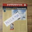 Coleccionismo Papel Varios: MFF.- EXPEDIENTES SECRETOS.- EL ULTIMO VUELO DE THOMAS MANTELL.-. Lote 159565370